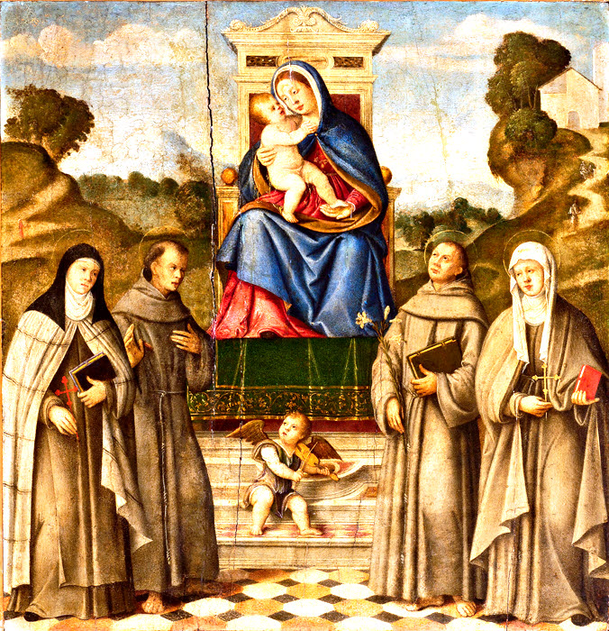 All Saints Of The Franciscan Order